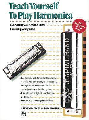 Teach Yourself Harmonica By Manus, Steve/ Manus, Ron